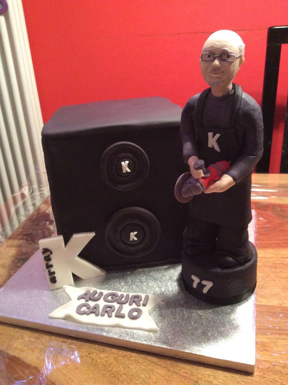 cake design 3d claudia crea firenze