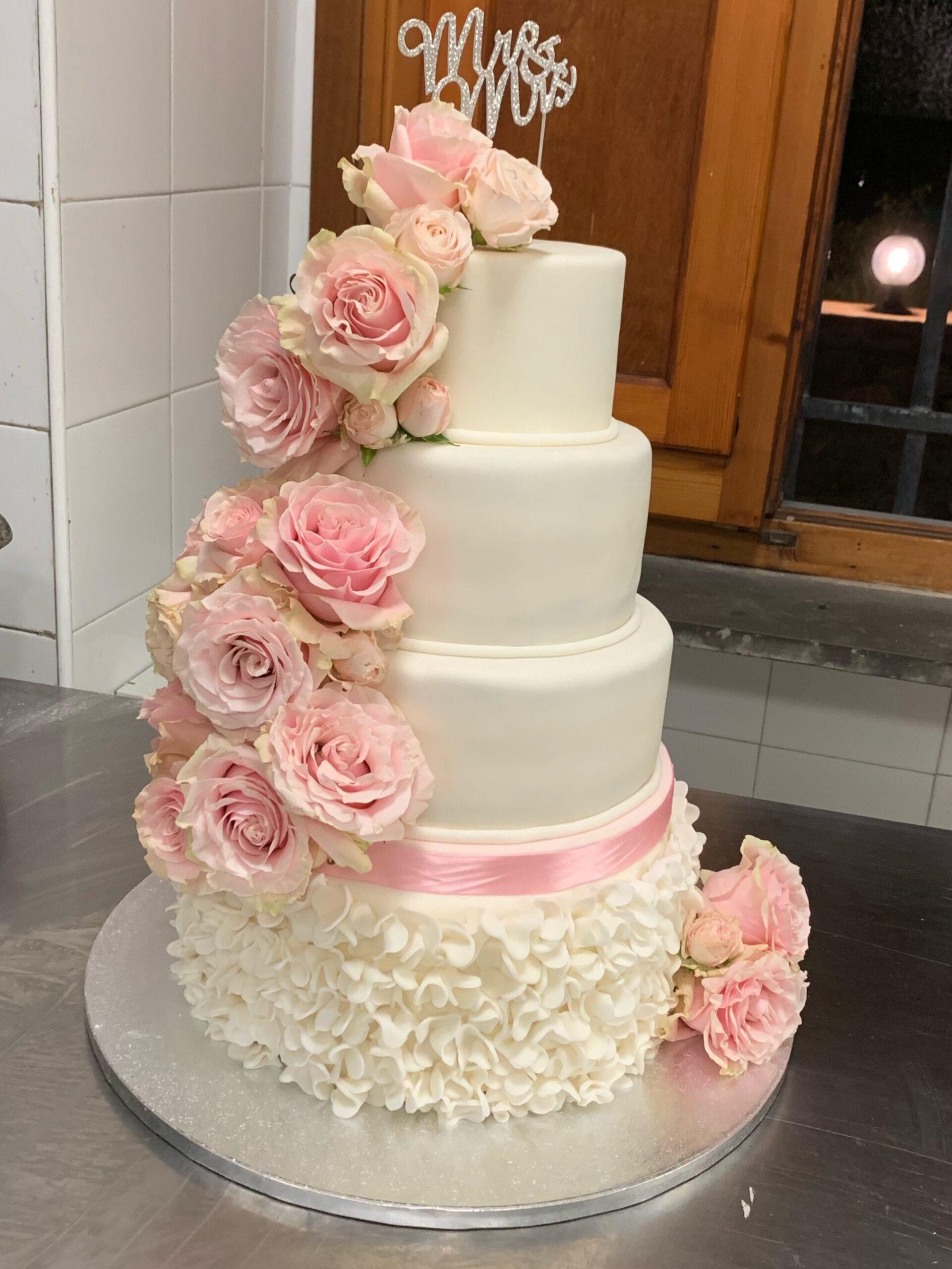 wedding cake claudia crea firenze
