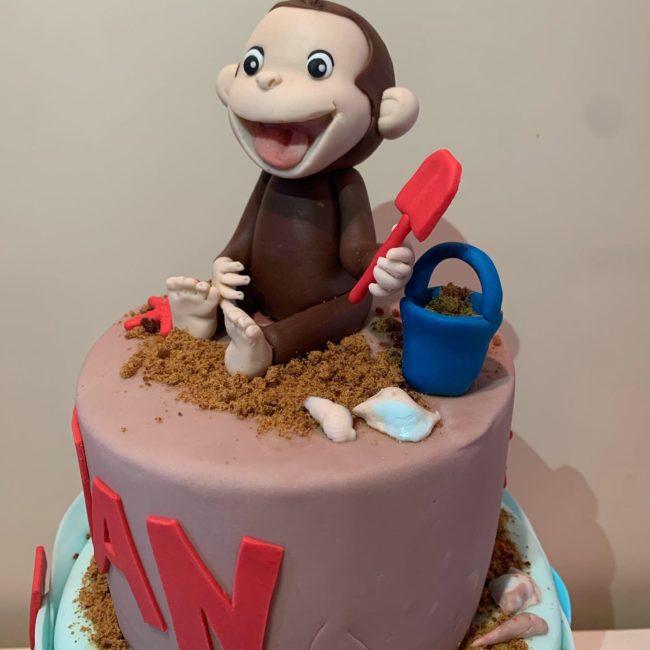 cake design curioso come george claudia crea firenze