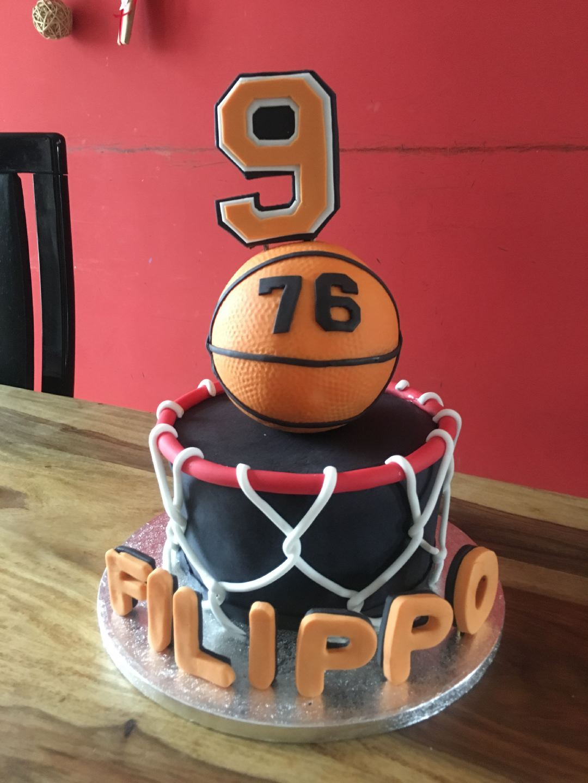 cake design basket claudia crea firenze