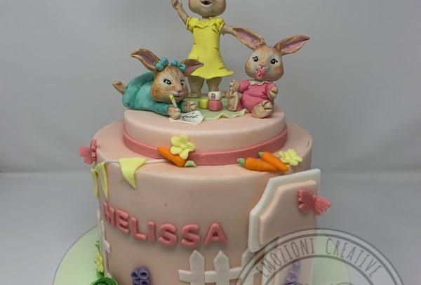 torta-decorata-conigli-cake-design-claudiacrea-firenze-0